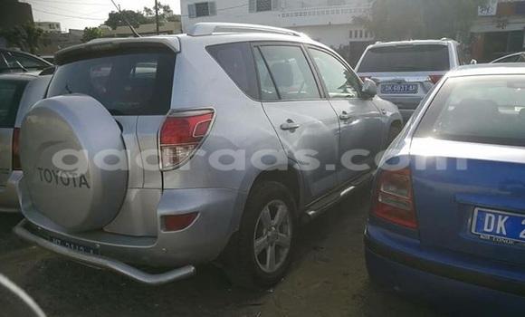 Acheter Voiture Toyota RAV4 Gris à Gueule Tapee Fass Colobane en Dakar