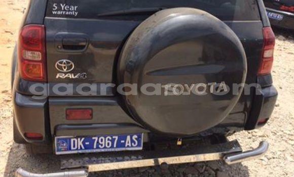 Acheter Voiture Toyota RAV4 Noir à Gueule Tapee Fass Colobane en Dakar
