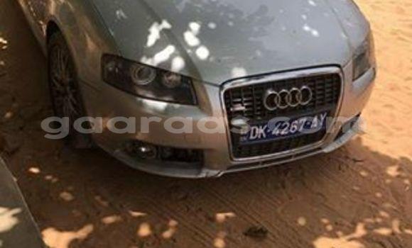 Acheter Voiture Audi A3 Gris à Gueule Tapee Fass Colobane en Dakar