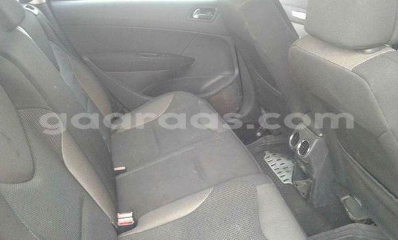 Acheter Voiture Peugeot 308 Noir à Gueule Tapee Fass Colobane en Dakar