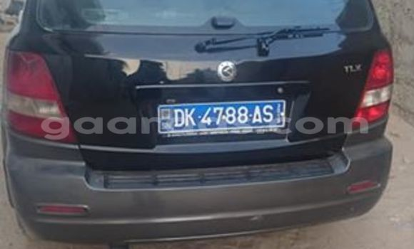 Acheter Voiture Kia Sorento Noir à Gueule Tapee Fass Colobane en Dakar