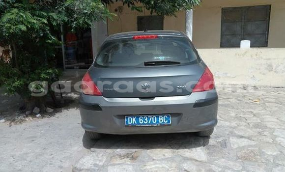 Acheter Voiture Peugeot 308 Gris à Gueule Tapee Fass Colobane en Dakar