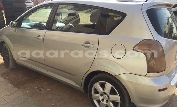 Acheter Voiture Toyota Verso Gris à Gueule Tapee Fass Colobane en Dakar