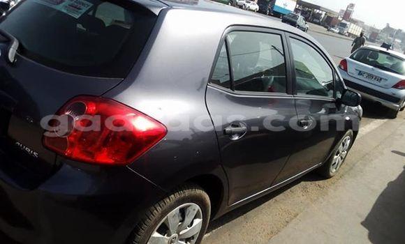 Acheter Voiture Toyota Auris Noir à Gueule Tapee Fass Colobane en Dakar