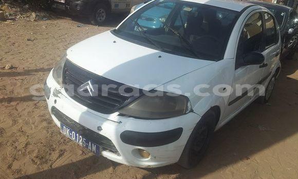 Acheter Voiture Citroen C3 Blanc à Gueule Tapee Fass Colobane en Dakar