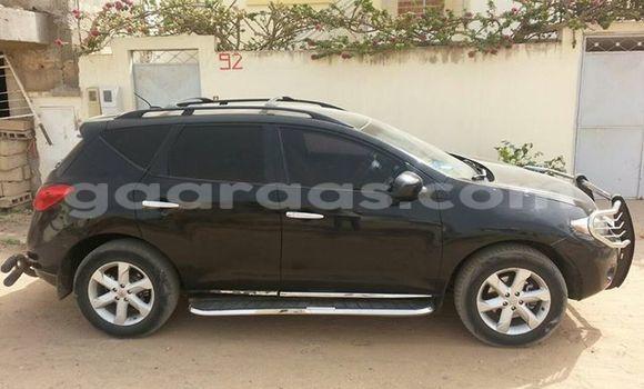 Acheter Voiture Nissan Murano Noir à Yoff en Dakar