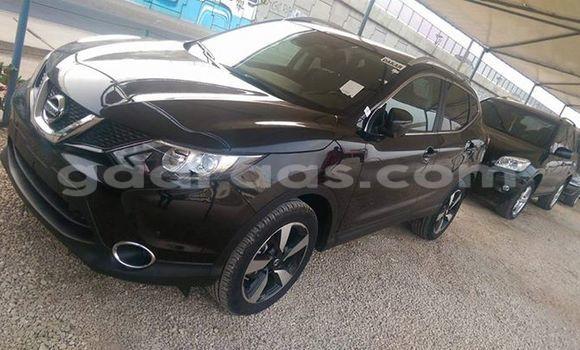 Acheter Voiture Nissan Qashqai Noir à Gueule Tapee Fass Colobane en Dakar