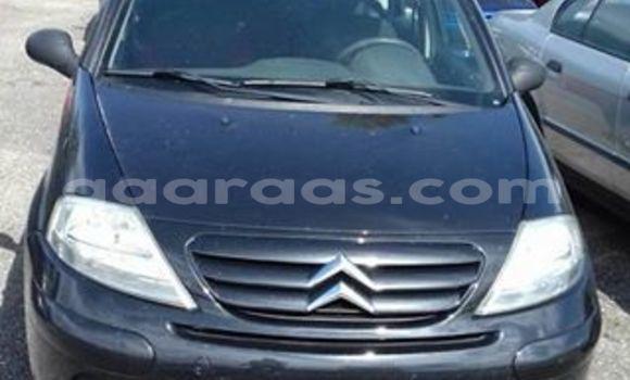 Acheter Voiture Citroen C3 Noir à Gueule Tapee Fass Colobane en Dakar