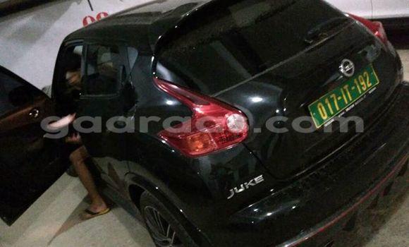 Acheter Voiture Nissan Juke Noir à Gueule Tapee Fass Colobane en Dakar