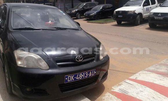 Acheter Voiture Toyota Corolla Noir à Gueule Tapee Fass Colobane en Dakar