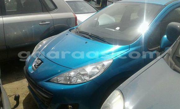 Acheter Voiture Peugeot 206 Bleu à Gueule Tapee Fass Colobane en Dakar