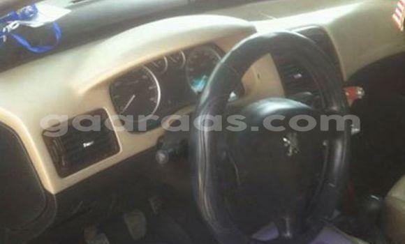 Acheter Voiture Peugeot 307 Rouge à Gueule Tapee Fass Colobane en Dakar