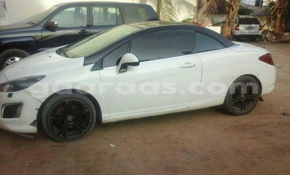 Acheter Voiture Peugeot 308 Blanc à Gueule Tapee Fass Colobane en Dakar