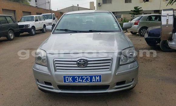 Acheter Voiture Toyota Avensis Gris à Gueule Tapee Fass Colobane en Dakar