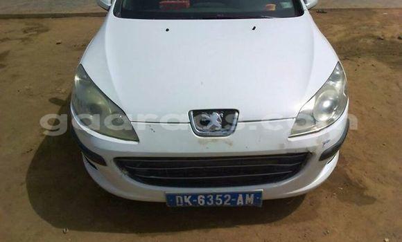 Acheter Voiture Peugeot 406 Blanc à Gueule Tapee Fass Colobane en Dakar