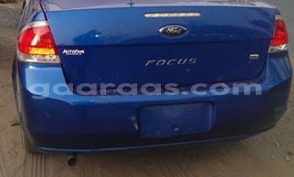 Acheter Voiture Ford Focus Bleu à Gueule Tapee Fass Colobane en Dakar