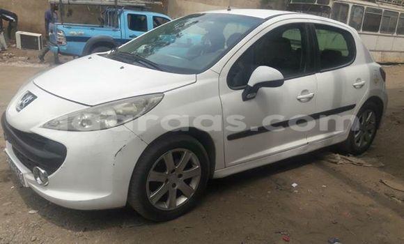 Acheter Voiture Peugeot 206 Blanc à Gueule Tapee Fass Colobane en Dakar